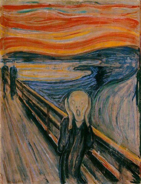 Edvard MunchThe Scream