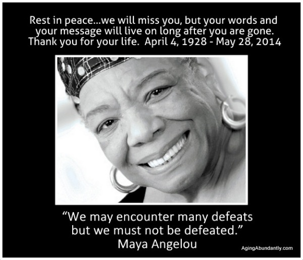 Maya RIP